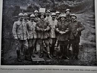photo parue dans ''l'Ilustration'' du 11 mai 1918,  il s'agit du LCL BORNE.
