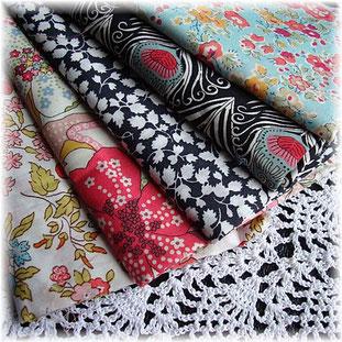 リバティの布コレクション