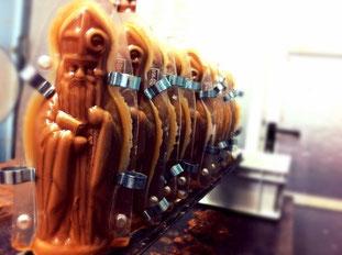 Saint Nicolas en Chocolat
