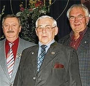 Ehrenmitglieder - 2008