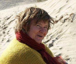 Agnès Bourdon artiste mosaïste et guide nature