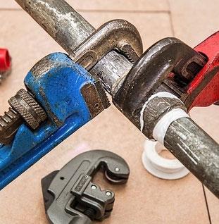 Werkzeuge in Nahaufnahme