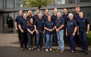 CDL-Präzisionstechnik-Team