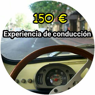 Conduce un Seat 600 Madrid