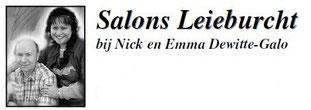 Salons Leieburcht    E.Clausstraat 41 , 8793 Sint-Eloois-Vijve