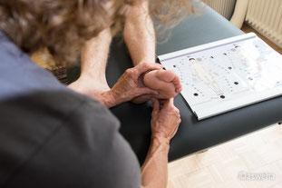 bLa Massage energetische Massage Lebensenergie