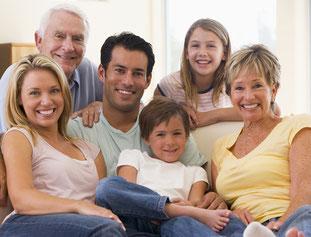 Rundum-Schutz für die ganze Familie