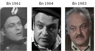 acteur Martin Trévières