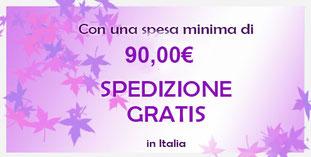 spedizione gratuita per i tuoi regali fantasy in Italia!