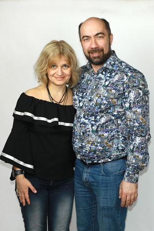Татьяна Трофимова и Константин Довлатов