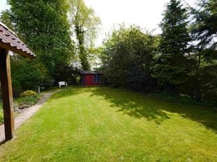 Ferienhaus Siems-Müller - Bad Zwischenahn - Garten