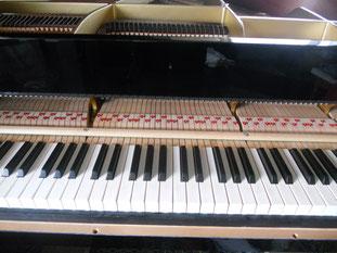 ウィーン留学中にピアノ屋さんでしていたアルバイト、師匠にはいつもしっかりとしごかれていました、「これは磨いたとは言わない」「磨くって言葉知ってるか?」と。大晦日の今日、懐かしく思い出しながら自分のピアノ磨き。おかげさまでぴかぴかです。