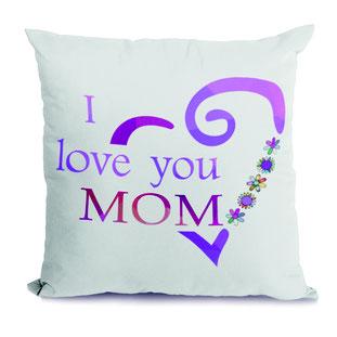 Kissen I love you Mom