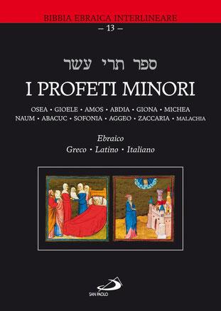 I profeti minori by Mauro Biglino