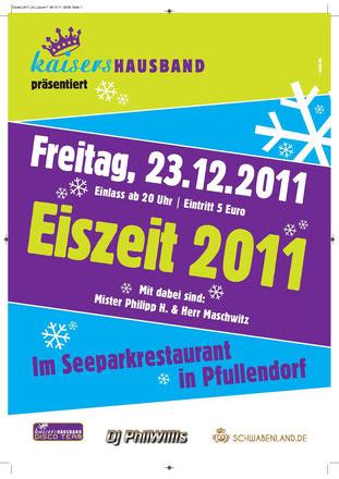 Eiszeit 2011