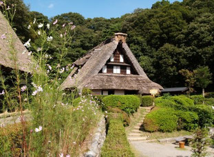 Nihon Minkaen / 日本民家園 提供