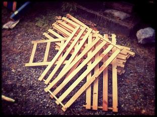 recuperation et recyclage du bois