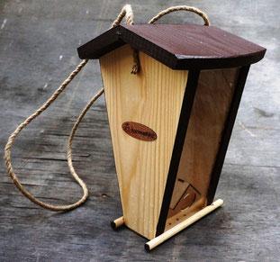 Кормушка для птиц дозатор сетка