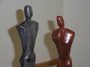 Skulpturen von Helene Mariacher