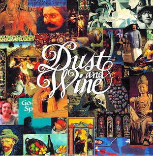 """Dust & Wine ""  front cover"