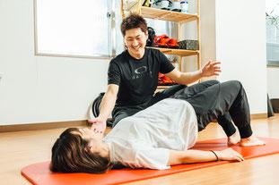 札幌、パーソナルトレーニング、ピラティス