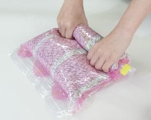 VacPac抗菌機能付衣類圧縮袋