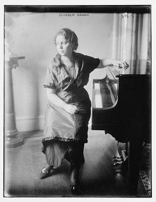 Elisabeth Schumann. [Library of Congress, Bain Collection]