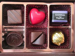 2月と言えばチョコレート♡
