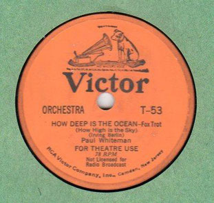 how deep is the ocean-standards jazz-clasicos del jazz