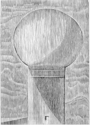 ARKONA  2009  42 x 28,5 cm