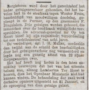 De Tijd : godsdienstig-staatkundig dagblad 06-01-1883