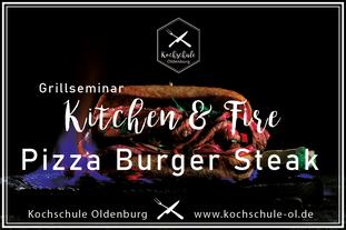 Grillseminar Kitchen&Fire   Basis I in der Kochschule Oldenburg