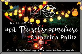 Grillseminar Kitchen&Fire | Basis I in der Kochschule Oldenburg