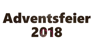Adventsfeier 2018