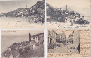 Il y a ~ un siècle... St-Saphorin (1)