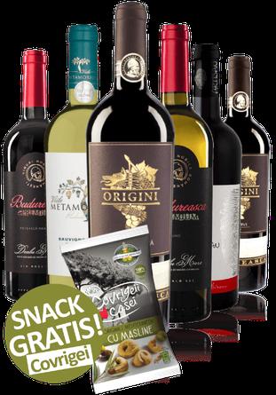 Herbstpaket 6-er Packung   Weinpaket Herbst
