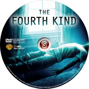 The Fourth Kind Cover DVD