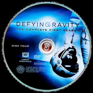 Defying Gravity  Cover DVD 4
