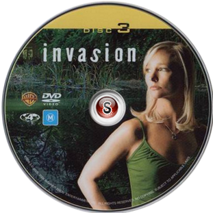 Invasion Cover DVD Disc 3