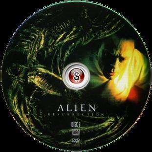 Alien La clonazione Cover DVD