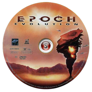 Epoch evolution cover DVD