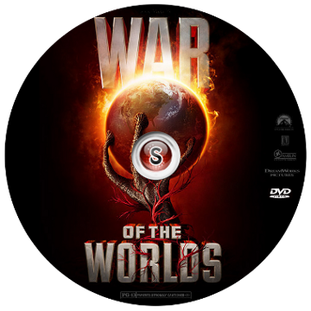 La guerra dei mondi - War of the Worlds Cover DVD