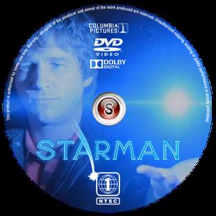 Starman Cover DVD