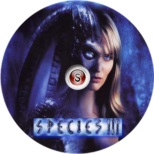 Species 3 Cover DVD