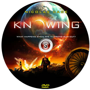 Segnali dal futuro - Knowing Cover DVD