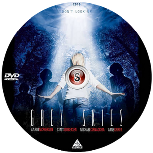 Grey skies Cover DVD