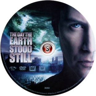 Ultimatum alla terra - The Day the Earth Stood Still  Cover DVD