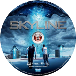 Skyline Cover DVD