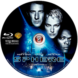 Sphere - Sfera Cover DVD