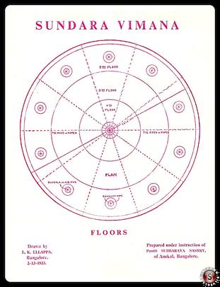 Sundara Vimana Floors